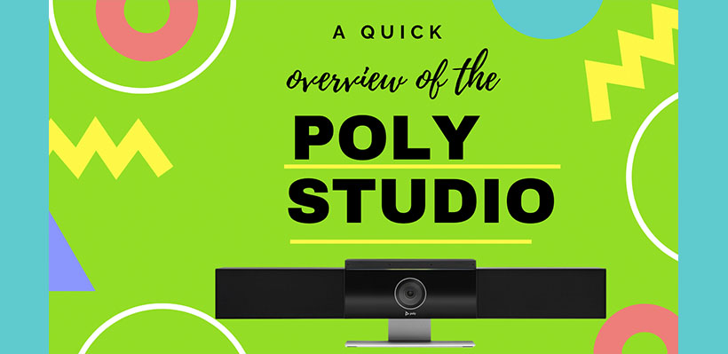 overview of the poly studio