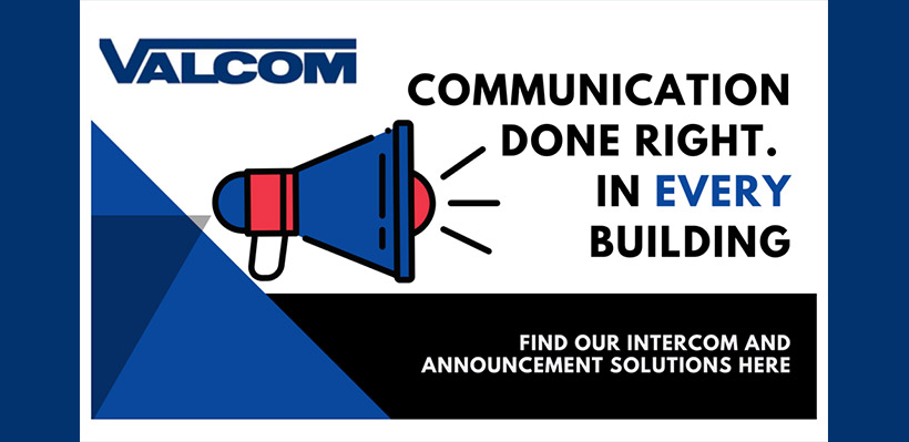 Communication done right – in every building.